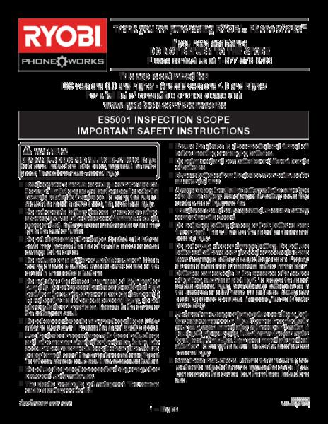 ES5001_201_trilingual.pdf -  Manual