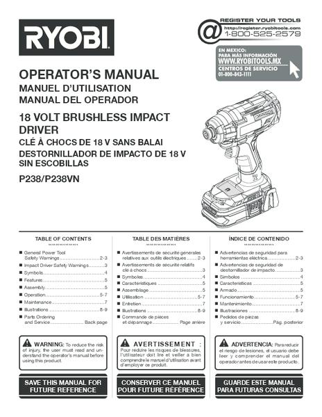 P238_266_trilingual_04.pdf -  Manual