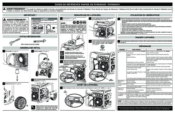 RY906500S_099930624_447_QRG_fr_04.pdf - Manual