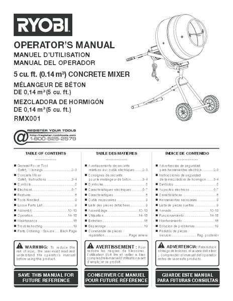 RMX001_436_trilingual.pdf -  Manual