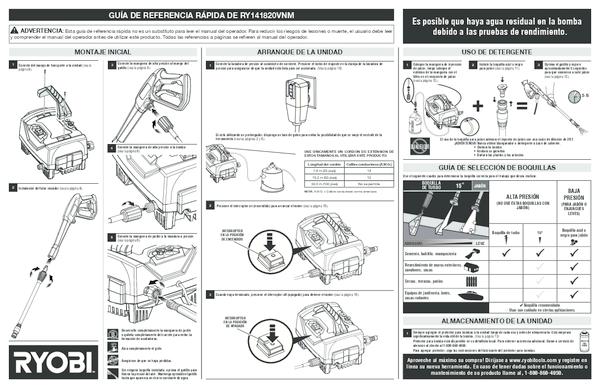 RY141820VNM_095079442_446_941_QRG_sp_01.pdf -  Manual