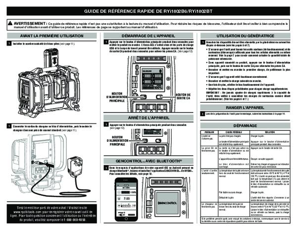 RYi1802B6_090930353_820_QRG_fr_02.pdf - Manual