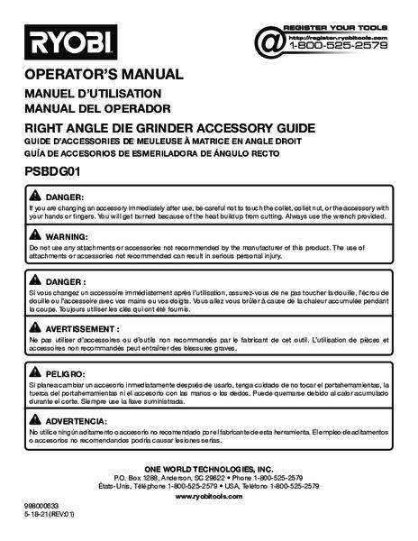 PSBDG01_Acc._Kit_Guide_633_trilingual_01.pdf -  Manual
