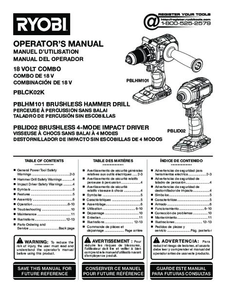 PBLCK02K_632_trilingual_01.pdf -  Manual