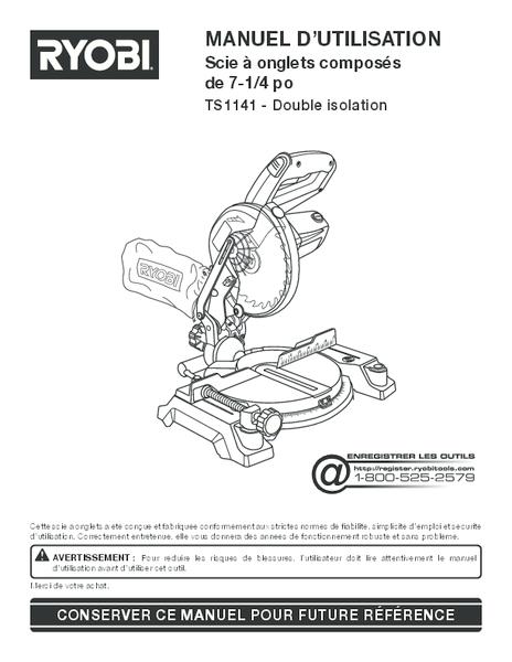 TS1141_952_fr.pdf -  Manual