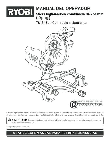 TS1343L_845_sp.pdf -  Manual
