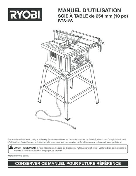 BTS12S_372_fr.pdf -  Manual