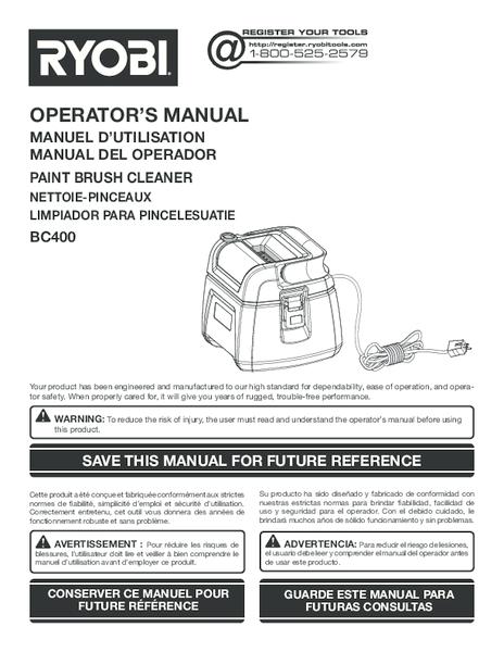 BC400_609_trilingual.pdf -  Manual