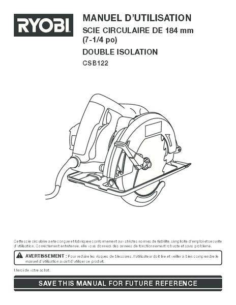 CSB122_153_fr.pdf -  Manual
