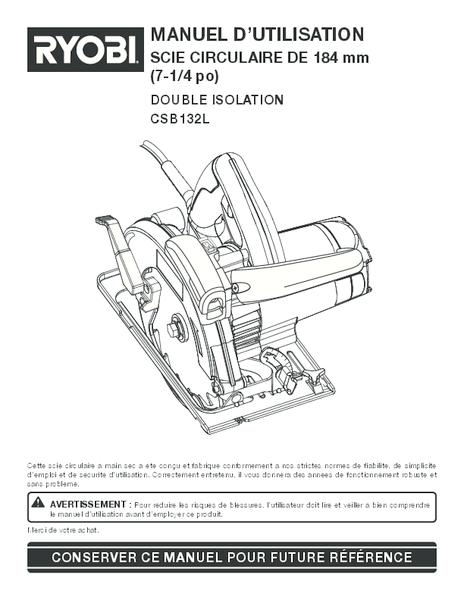 CSB132L_113_fr.pdf -  Manual