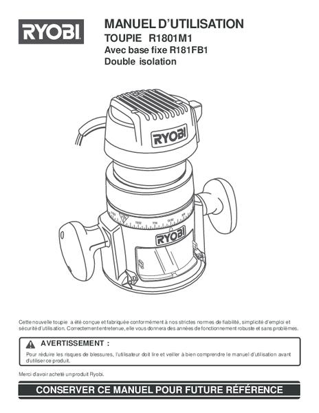 R1801M1_446_FR.pdf -  Manual