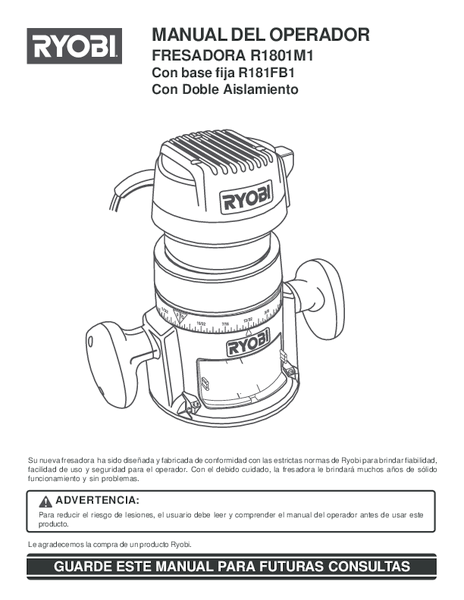 R1801M1_446_sp.pdf -  Manual