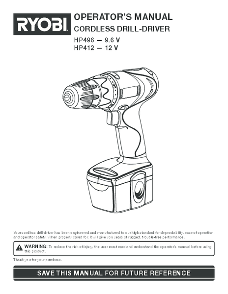 Hp412 hp496 501 eng