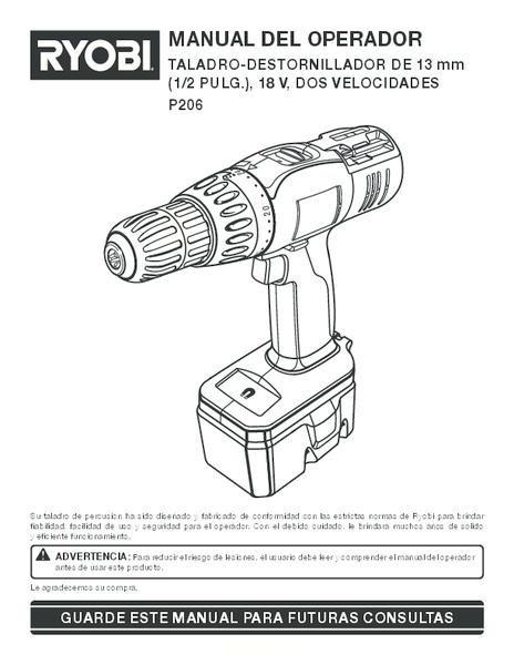 P206 815 sp