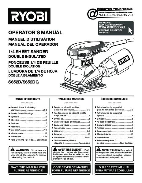 S652D 152 trilingüe 13.pdf - Manual