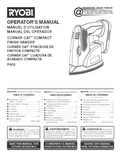 P400 622 trilingual
