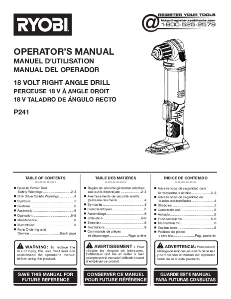 P241_685_trilingual_04.pdf -  Manual