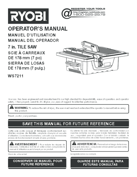 WS7211_100_trilingual.pdf -  Manual