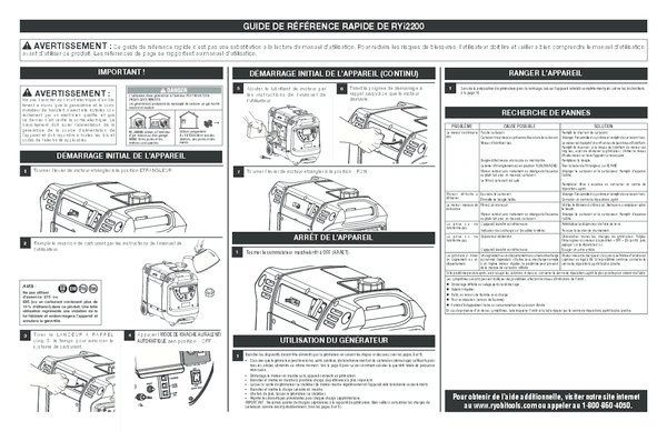 RYi2200_159_QRG_fr_02.pdf -  Manual