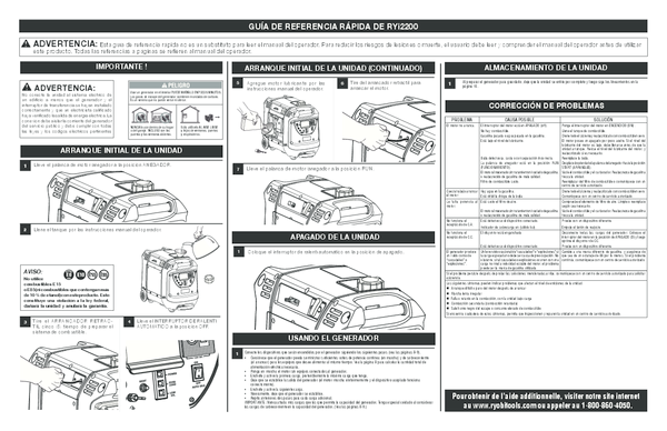 RYi2200_159_QRG_sp_02.pdf -  Manual