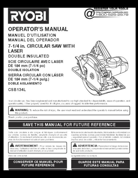 CSB134L_819_trilingual_02.pdf -  Manual