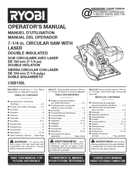 CSB135L_960_trilingual_04.pdf -  Manual