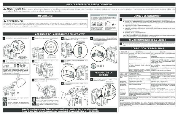 RYi1000_071_QRG_sp_03.pdf -  Manual