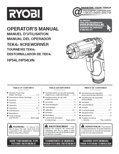 HP54L_172_trilingual_03.pdf -  Manual