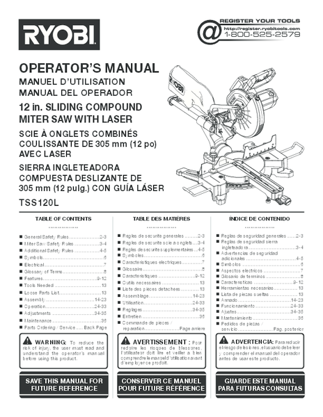 TSS120L_199_trilingual.pdf -  Manual