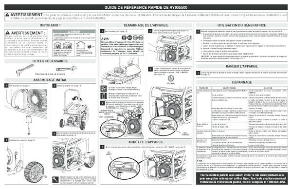 RY905500_090930295_666_QRG_fr_02.pdf -  Manual