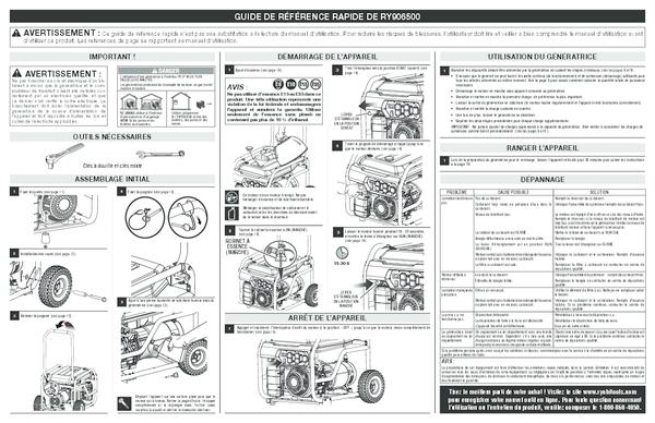 RY906500_090930285_693_QRG_fr_04.pdf -  Manual