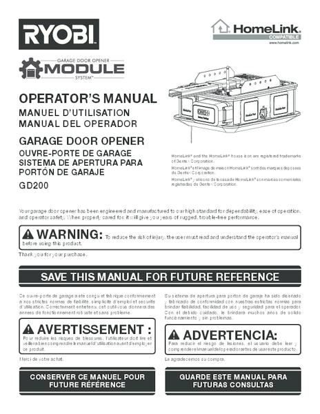 GD200_698_trilingual.pdf -  Manual