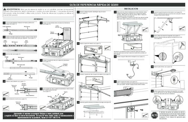 GD200_809_QRG_sp.pdf -  Manual