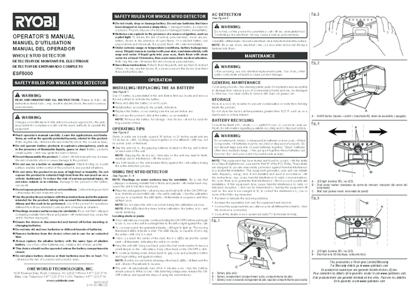 ESF5000_925_StudFinder_trilingual_03.pdf -  Manual